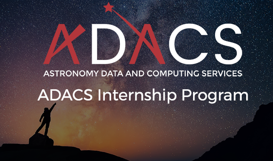 ADACS Internship Program 2018 – Call for Applications