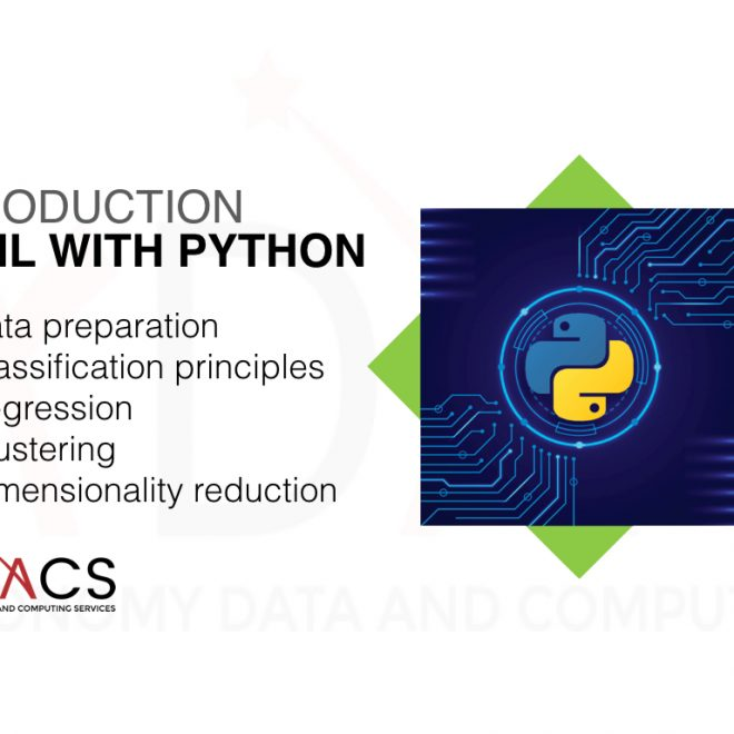 Intro to Machine Learning with Python