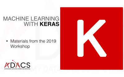 Machine Learning with Keras