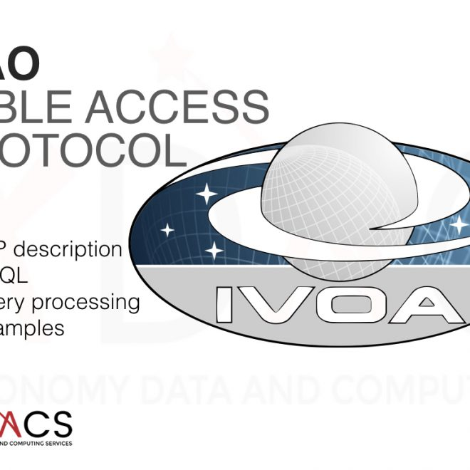 IVOA Table Access Protocol