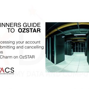 A Beginners Guide to OzSTAR